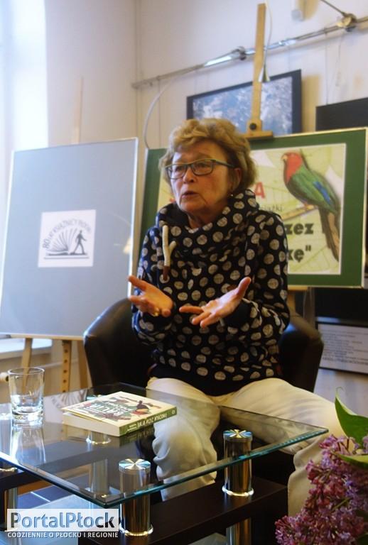 Spotkanie z Dorotą Sumińską - Zdjęcie główne
