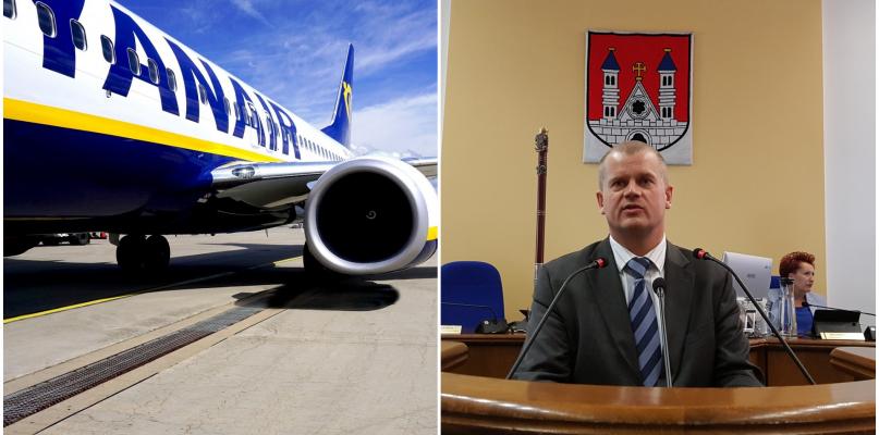 Awantura o Modlin. Lotnisko to przepompownia kasy do Ryanaira? - Zdjęcie główne