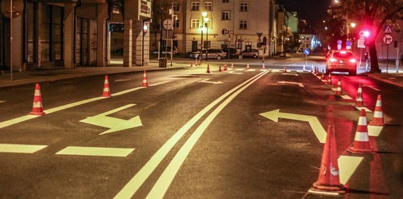 Możliwe utrudnienia w ruchu, tym razem nocą - Zdjęcie główne