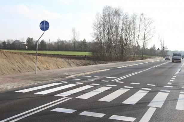Prawie kilometr nowej drogi rowerowej - Zdjęcie główne