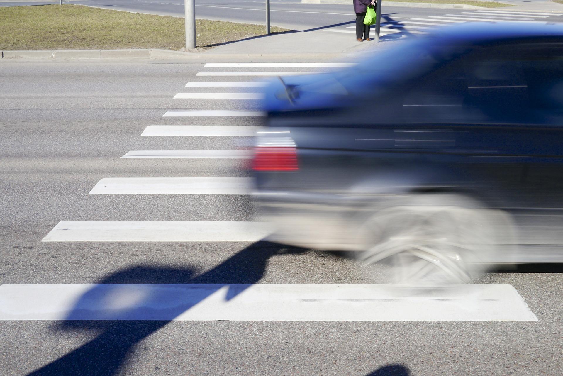 Mała rewolucja na drogach. W trosce o pieszych - Zdjęcie główne