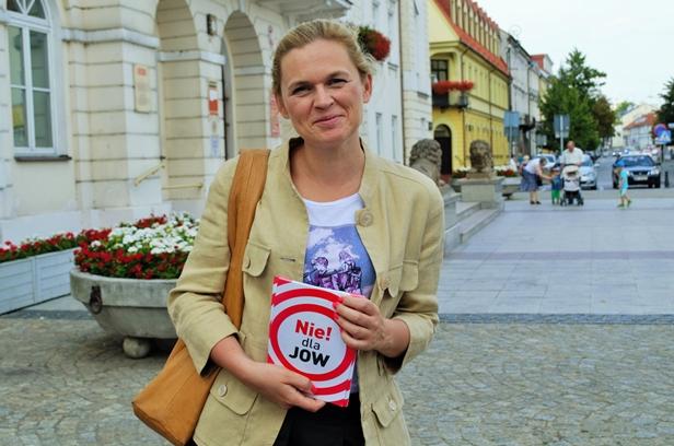 Palikotowcy w Płocku. Sejm to nie Facebook - Zdjęcie główne