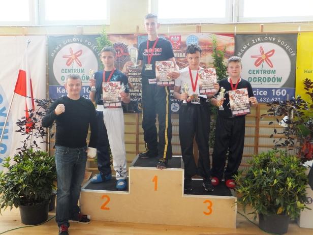 Trzy brązowe medale zawodników z Płocka  - Zdjęcie główne