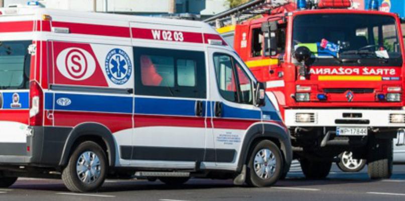 Czterech rannych, kolizje i nietrzeźwi  - Zdjęcie główne