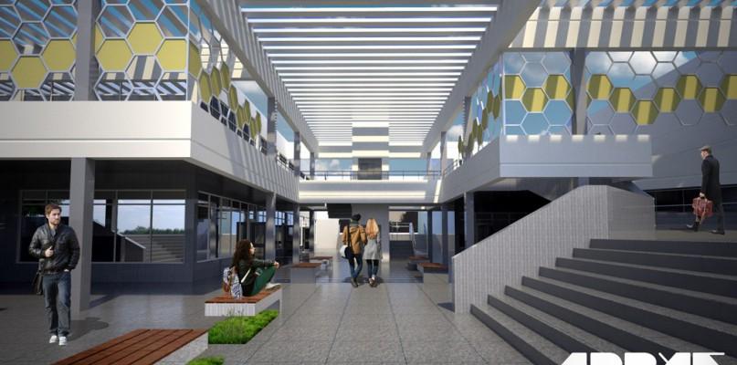 Tak będzie wyglądała nowa galeria na osiedlu Miodowa - Zdjęcie główne