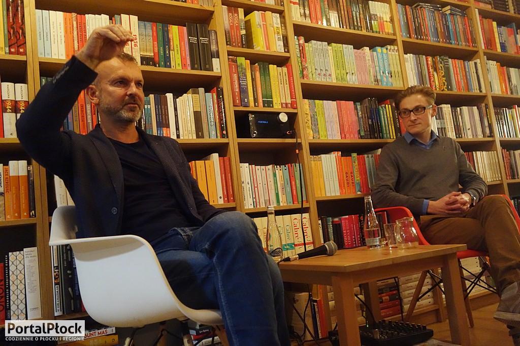 Reporter Wojciech Tochman - Zdjęcie główne