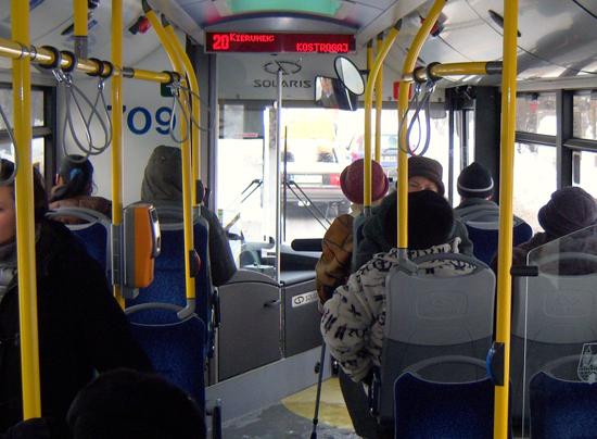 Awantura w autobusie. Kto winny? - Zdjęcie główne