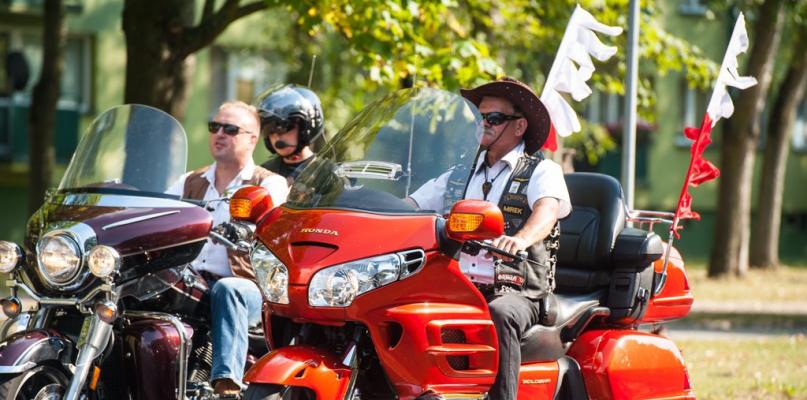 Przez miasto przejedzie ponad dwa tysiące motocykli - Zdjęcie główne