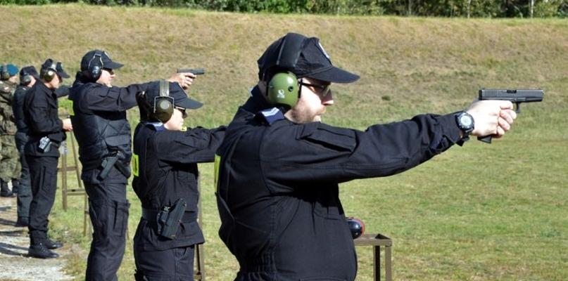 Płoccy policjanci wypadli lepiej od formacji wojskowych - Zdjęcie główne