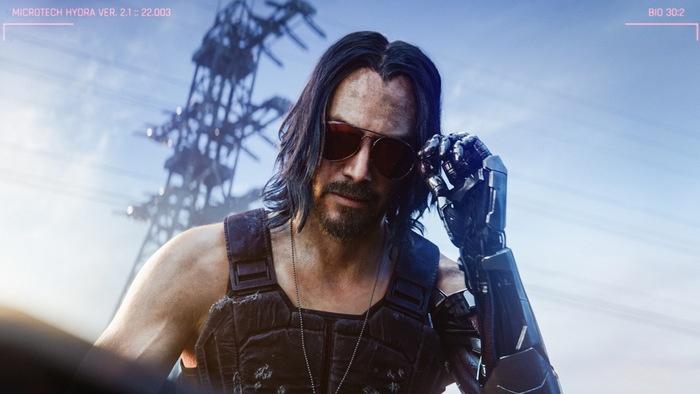 """Cyberpunk 2077 """"rozwalił system"""". Sukces CD Projekt Red z łódzkimi akcentami [WIDEO] - Zdjęcie główne"""