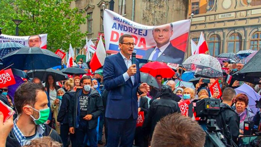 """Mateusz Morawiecki: """"Będziemy pomagać Łodzi, aby mogła się jak najlepiej rozwijać"""" [PODSUMOWANIE WIZYTY] - Zdjęcie główne"""