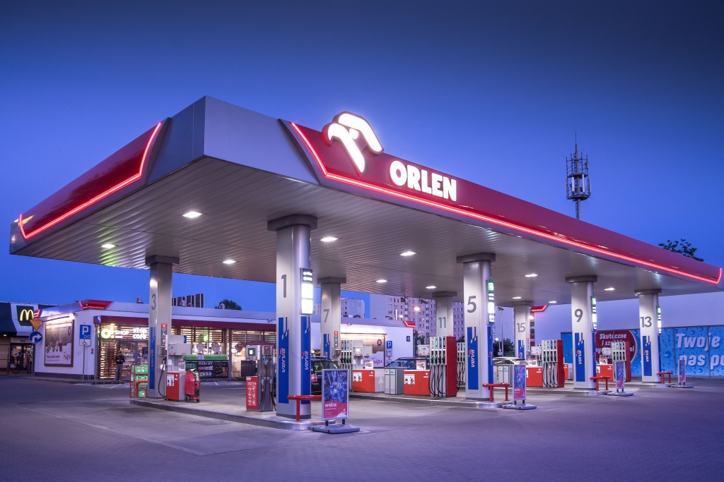 Orlen uruchomił w Łodzi szybkie stacje ładowania dla samochodów elektrycznych [LISTA] - Zdjęcie główne