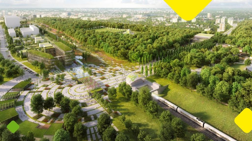 Koronawirus przyczyną zmiany terminu Zielonego Expo w Łodzi. Poznaliśmy nową datę [WIZUALIZACJE] - Zdjęcie główne