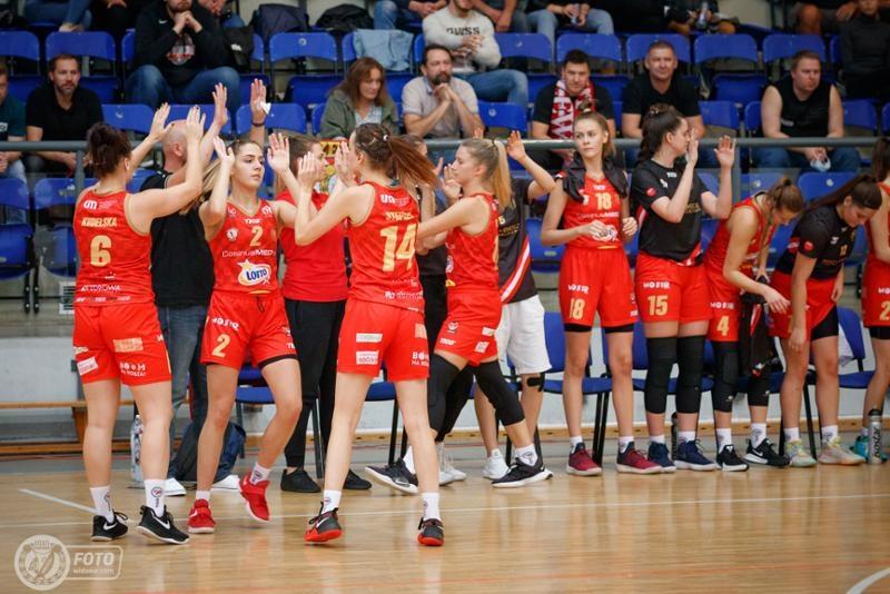 Twierdza Łódź! Koszykarki Widzewa ponownie wygrywają przy Małachowskiego - Zdjęcie główne