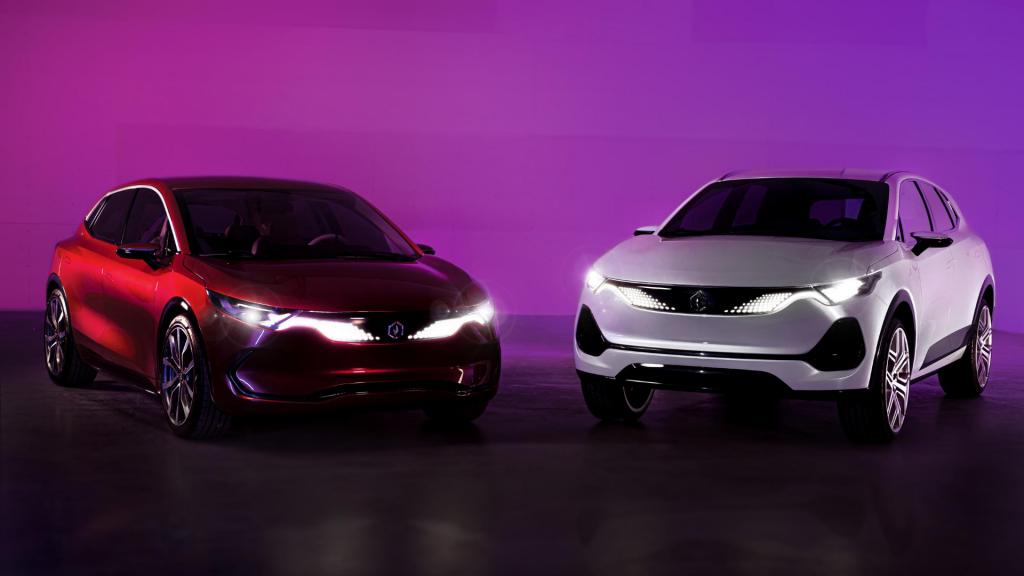 Izera. Premiera polskiej marki samochodów elektrycznych. Zobacz! [ZDJĘCIA | WIDEO] - Zdjęcie główne