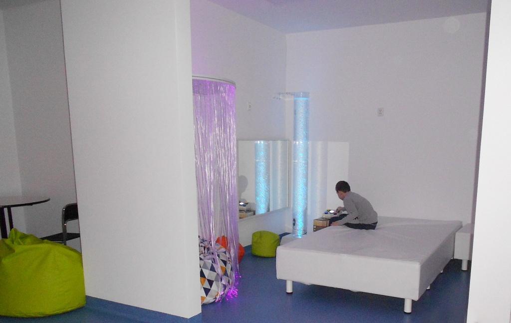 Nowa sala zabaw dla niepełnosprawnych  - Zdjęcie główne