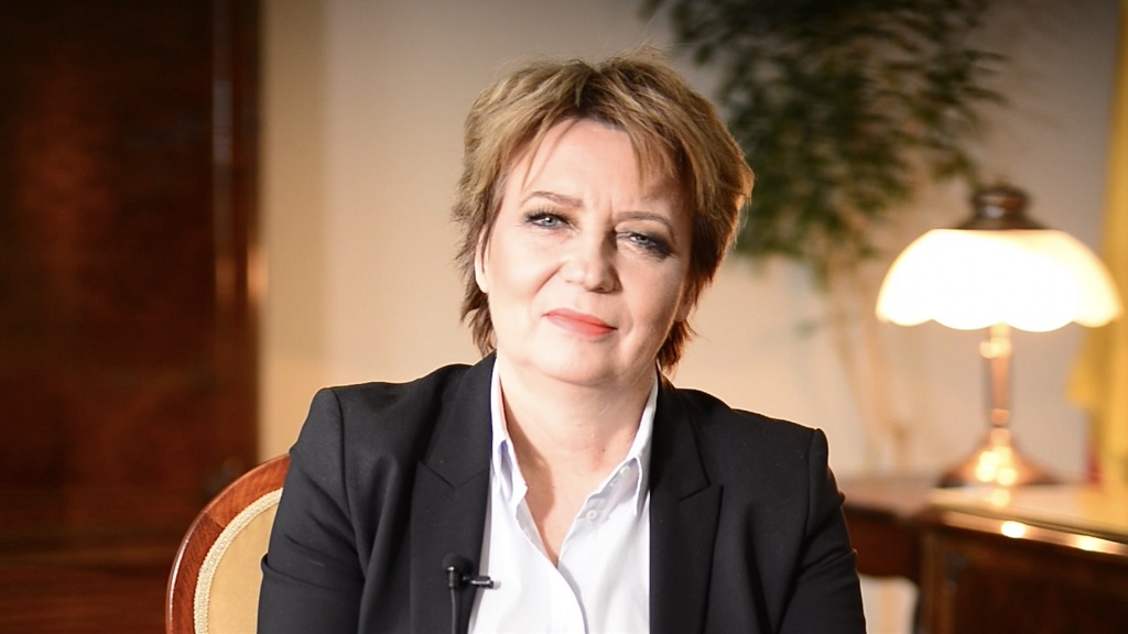 Życzenia wielkanocne łodzianom składa Hanna Zdanowska, Prezydent Miasta Łodzi [WIDEO] - Zdjęcie główne