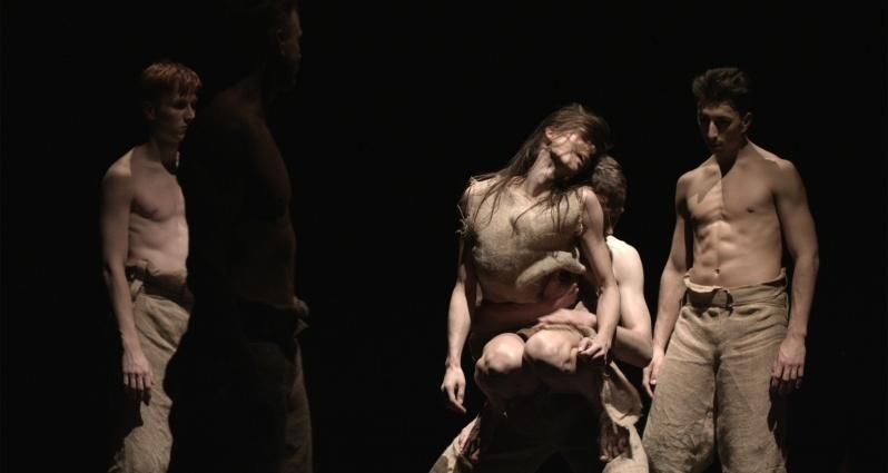 Polski Teatr Tańca - ŻNIWA na scenie Monopolis [ZDJĘCIA] - Zdjęcie główne
