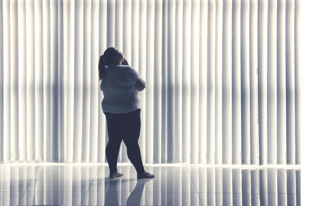 (+18) 21-latka waży już 140 kg, a jej cel to 200. Spotyka ją hejt. Spowiedź Chubby Girl [wywiad] - Zdjęcie główne