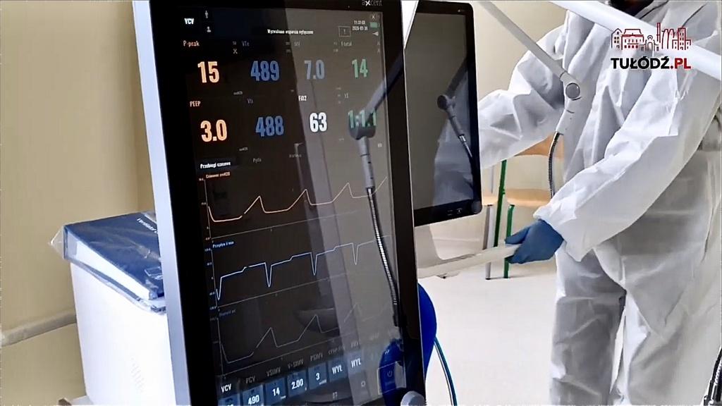 Zbiórka na respiratory przerosła oczekiwania - akcję zainicjował abp Grzegorz Ryś [WIDEO]  - Zdjęcie główne
