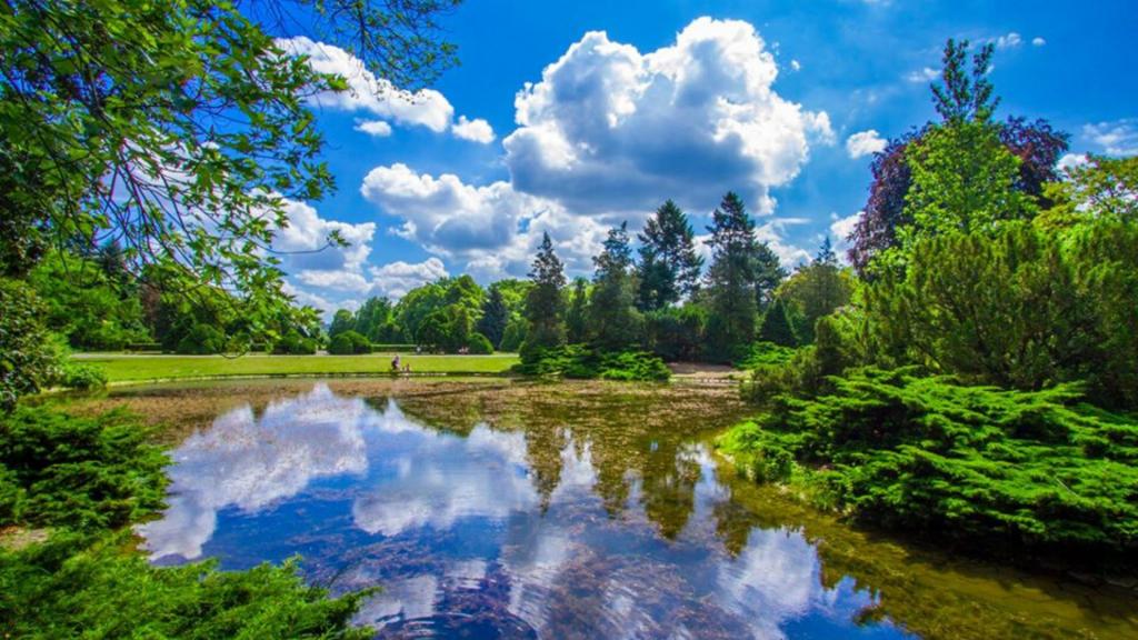 Niezwykła Łódź. Park Poniatowskiego nie tylko na weekend! Poznaj jego bogatą historię [ZDJĘCIA] - Zdjęcie główne