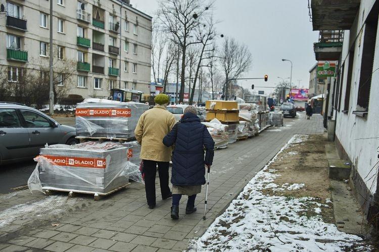 Gdzie w tym roku pojawią się w Łodzi nowe chodniki?  - Zdjęcie główne