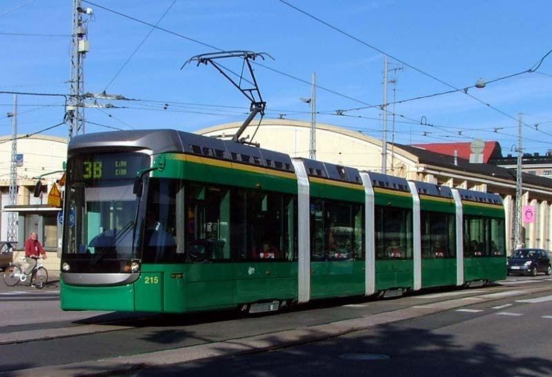 MPK Łódź. Zielone tramwaje z Finlandii na testach w Łodzi. Czy zostaną z nami na dłużej? [wideo] - Zdjęcie główne