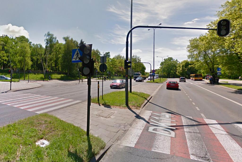 Duże korki na skrzyżowaniu al. Grzegorza Palki ze Smutną! Trwa wymiana sygnalizacji  - Zdjęcie główne