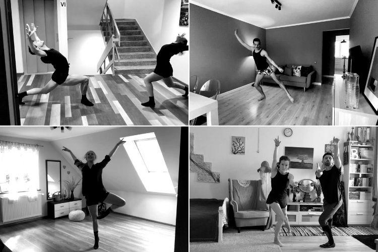 """""""#SeparatedLife"""" To już jutro! Bezprecedensowy spektakl online w wykonaniu 36 tancerzy Teatru Wielkiego w Łodzi [WIDEO] - Zdjęcie główne"""