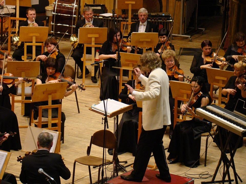 Nasłuchiwanie w Filharmonii Łódzkiej - Zdjęcie główne