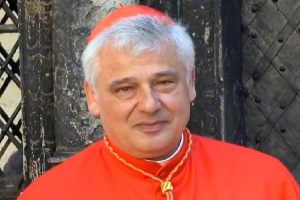 Kardynał Konrad Krajewski trafił do szpitala. Nie wiadomo jeszcze czy chodzi o Covid - Zdjęcie główne