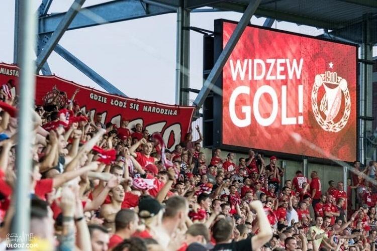 Widzew wygrał także ekonomicznie. 1700 biletów sprzedanych na mecz z Lechem  - Zdjęcie główne