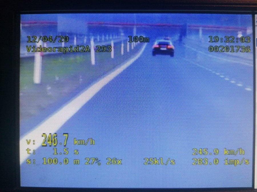 Mnóstwo mandatów za przekraczanie prędkości w świąteczny weekend - Zdjęcie główne