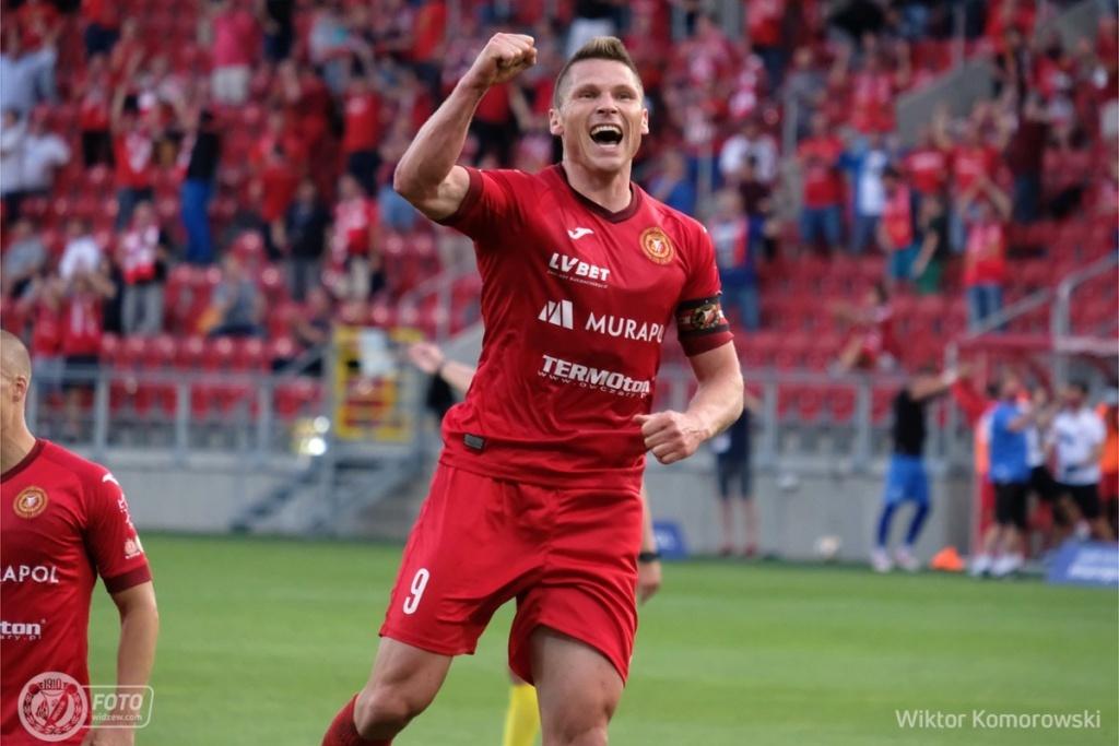 Widzew Łódź inkasuje komplet punktów w meczu z Arką! - Zdjęcie główne