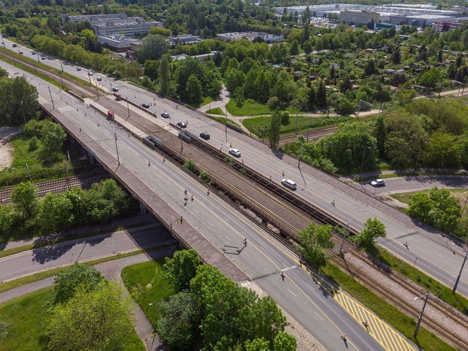 Przybyszewskiego zamieni się w wielki plac budowy. Remont ważnej arterii wschód-zachód [MAPA] - Zdjęcie główne