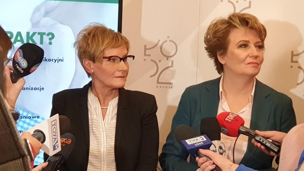 Za 10 lat Łódź będzie... zielona. Hanna Zdanowska prezentuje Ekopakt dla Łodzi  - Zdjęcie główne