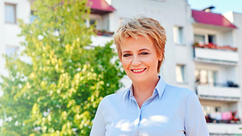 """""""Zawsze dotrzymuję słowa"""" Hanna Zdanowska przedstawiła raport z realizacji """"Planu dla Osiedli"""" - Zdjęcie główne"""
