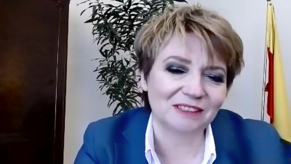 """Prezydent Hanna Zdanowska o sytuacji w Łodzi: """"Walczę o dzień dzisiejszy, walczę o przyszłość miasta"""" [WIDEO] - Zdjęcie główne"""