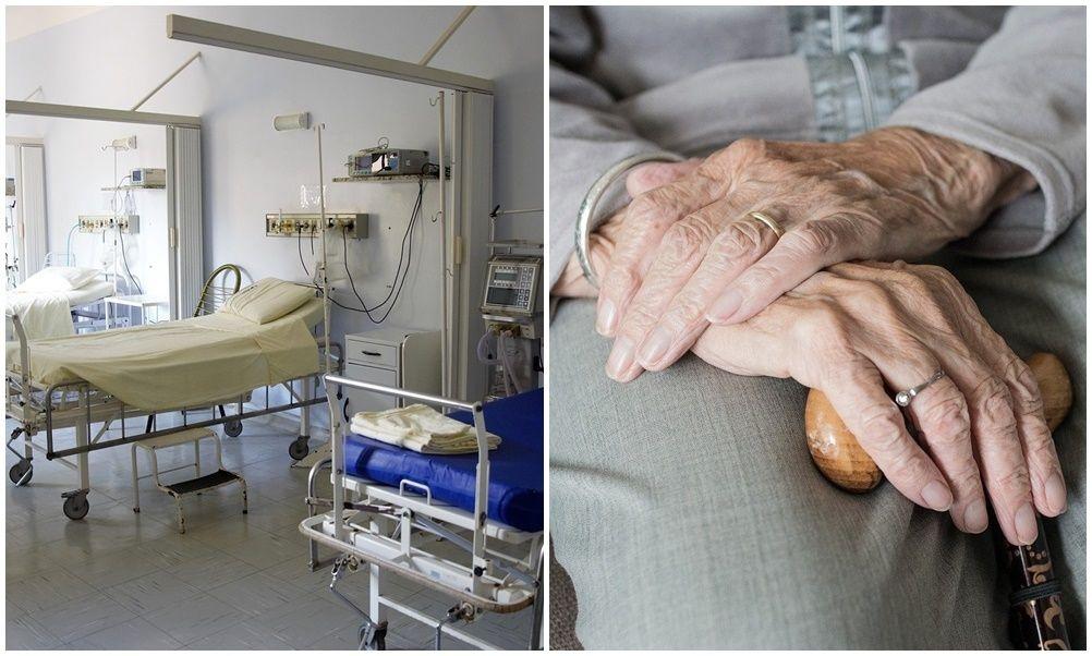 Pozbywają się starszych ludzi, podrzucając ich do szpitala. Takie sytuacje zdarzają się również w Łodzi - Zdjęcie główne