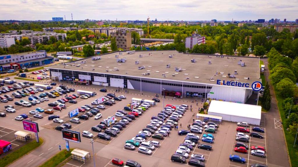 E. Leclerc wybuduje pod Łodzią duże centrum dystrybucyjne. Gdzie będzie zlokalizowane? - Zdjęcie główne