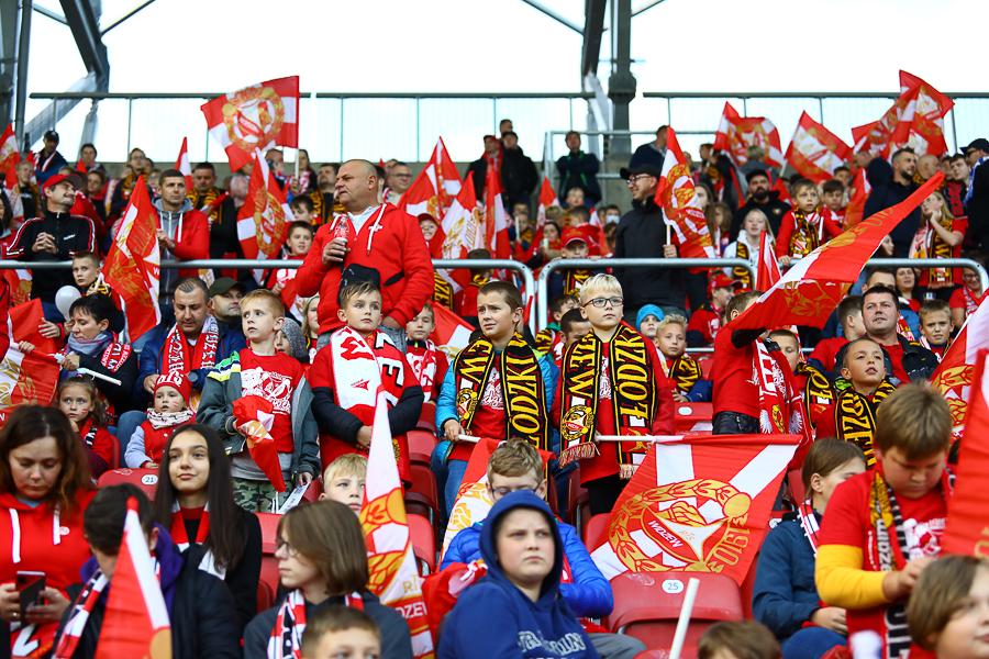Ponad 2000 dzieci z całej Polski na meczu Widzewa! Zobaczyły świetną atmosferę i wielkie zwycięstwo [zdjęcia] - Zdjęcie główne