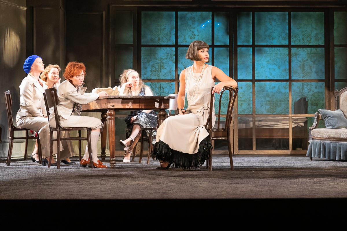 """""""Panny z Wilka"""" na deskach Teatru Jaracza! [zdjęcia]  - Zdjęcie główne"""