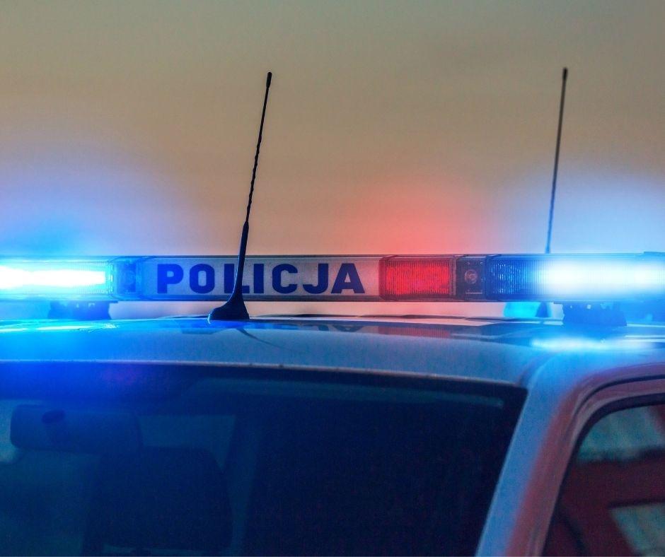 Retkinia Łódź. Poszukiwany rzucił się z nożem na policjantów || Wiadomości Łódź - Zdjęcie główne