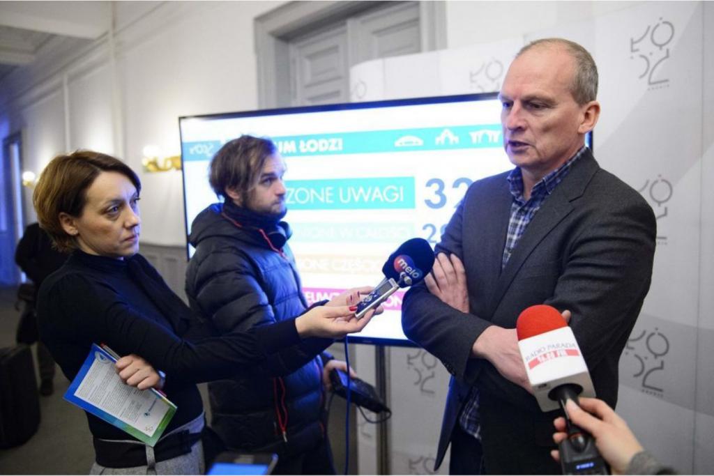 """Eks-wiceprezydent nowym """"superwiceprezydentem"""" Łodzi – kolejne zmiany w urzędzie miasta [ZDJĘCIA] - Zdjęcie główne"""
