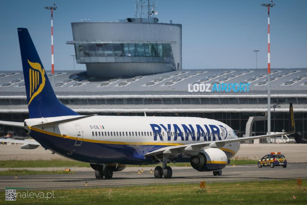 Ryanair wycofuje się z Lublinka? Wygląda na to, że łódzki port znów zaświeci pustkami - Zdjęcie główne