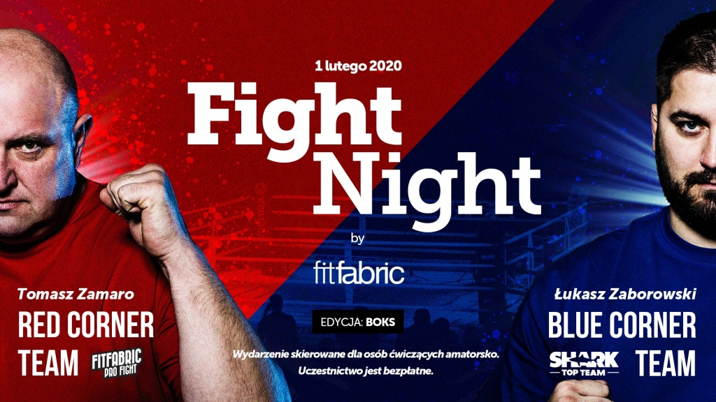Gala Fit Fabric Fight Night już w następny weekend! [ZAPOWIEDŹ] - Zdjęcie główne