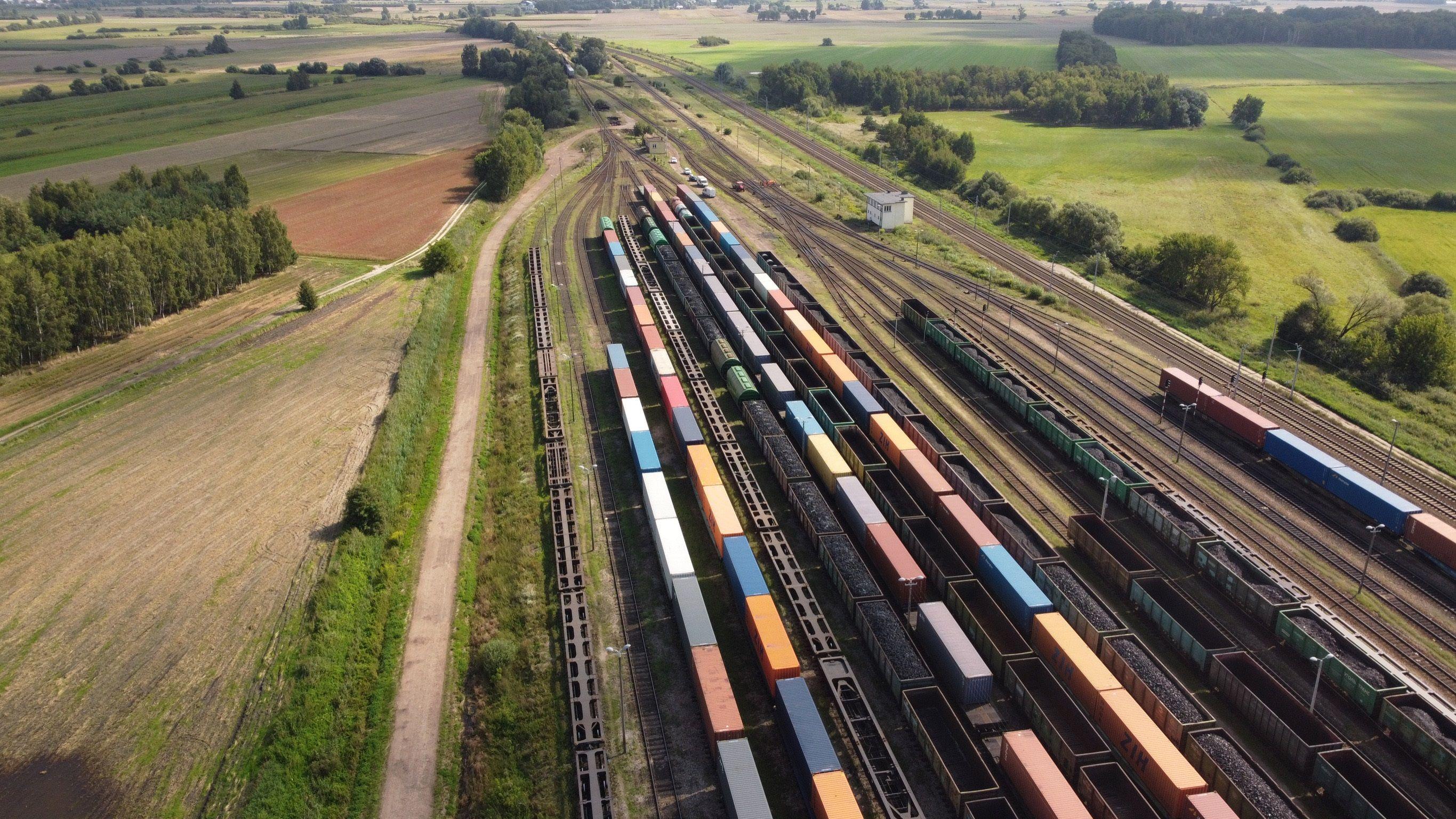 CARGOTOR: Park Logistyczny Małaszewicze szansą na wzmocnienie pozycji Polski  - Zdjęcie główne