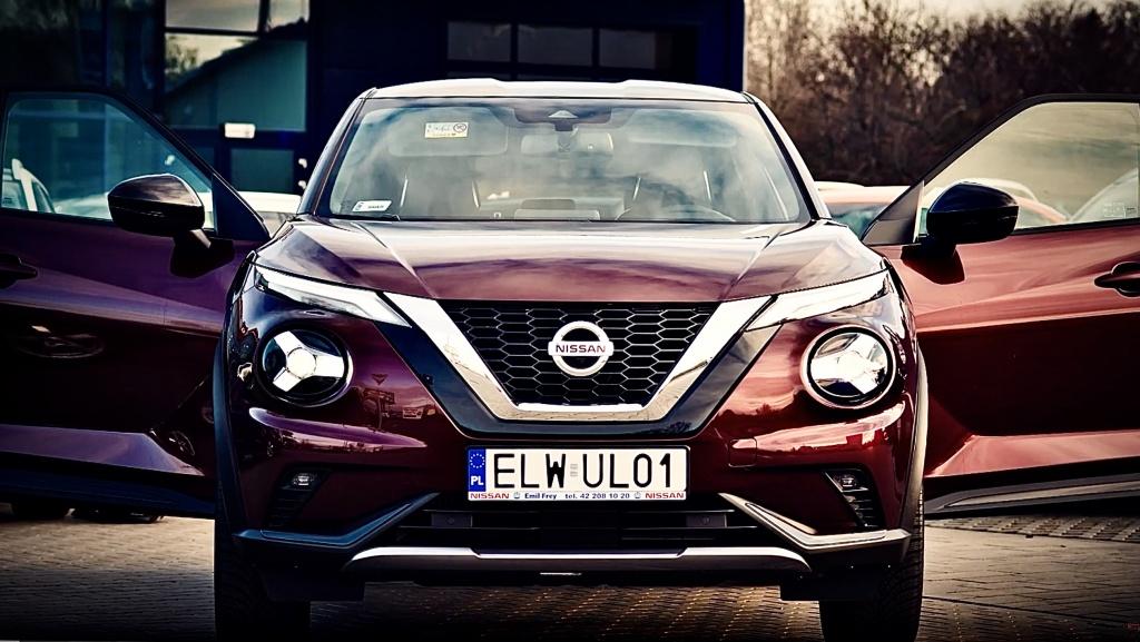 Posmakuj burgunda w trybie sport lub eco. Nowy Nissan Juke wkracza na arenę [WIDEO] - Zdjęcie główne