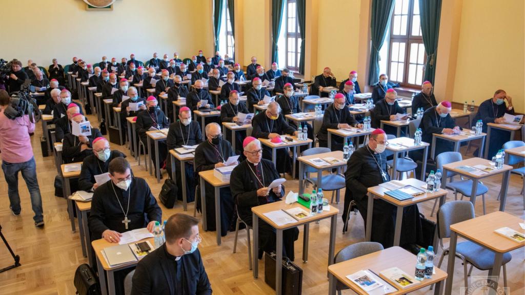W Łodzi rozpoczęły się obrady Konferencji Episkopatu Polski. O czym rozmawiają biskupi? [ZDJĘCIA | WIDEO] - Zdjęcie główne
