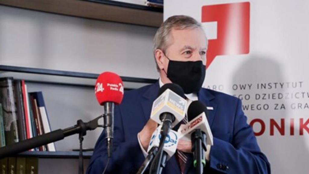 Wicepremier Piotr Gliński: W czwartek ogłosimy nowe restrykcje. Lockdownu byśmy nie chcieli  - Zdjęcie główne